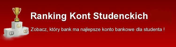 ranking kont studenckich 2017